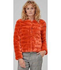 fuskpäls vmavenue faux fur jacket
