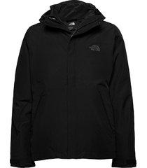 m naslund triclimate - eu outerwear sport jackets svart the north face
