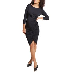 women's ingrid & isabel tulip hem maternity dress