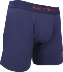 boxer azul pair of thieves