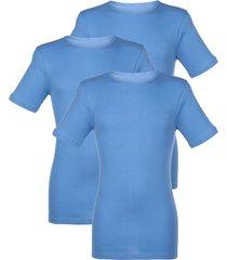 hemd hermko 3x bleu