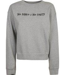 pinko algebra sweatshirt