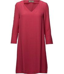 éve dress kort klänning röd morris lady