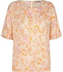 palma chintz blouse
