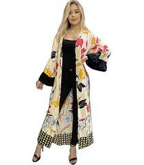 kimono estampado adriana arango 8742