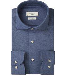 profuomo shirt cutaway sc sf blue