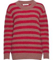 blouse gebreide trui rood sofie schnoor