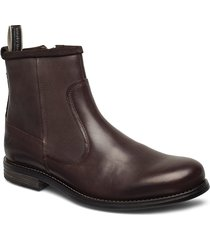 marshal shoes chelsea boots brun sneaky steve