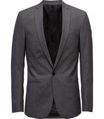 m. christian cool wool jacket blazer colbert grijs filippa k