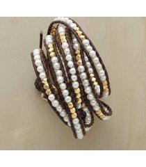 lunar ladder 5 wrap bracelet