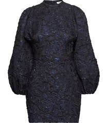 harriet short dress 11334 korte jurk blauw samsøe samsøe