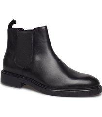 alex m shoes chelsea boots svart vagabond