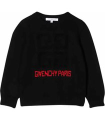 givenchy embroidery sweater