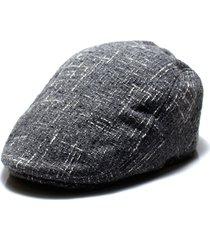 cappello da berretto in cotone stile britannico da uomo cappello da passeggio caldo cappello da berretto casual