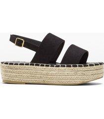 sandali con plateau (nero) - bpc bonprix collection