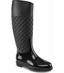 botas kalay negro para mujer croydon