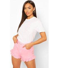 'strong babe' t-shirt met bloemenprint, wit