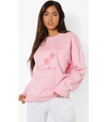 beverly hills sweater, pink