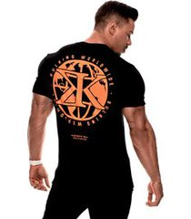 camiseta world preta