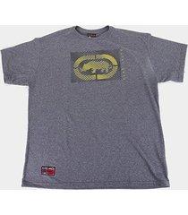 camiseta ecko rino plus size masculina - masculino