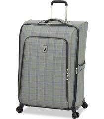 "london fog knightsbridge ii 29"" expandable spinner suitcase"