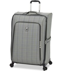 "london fog knightsbridge ii 29"" expandable spinner suitcase"