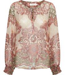 sanniecr blouse fsc