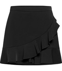 boutique moschino trousers shorts flowy shorts/casual shorts svart boutique moschino