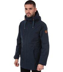 mens 3 in 1 fishtail parka jacket