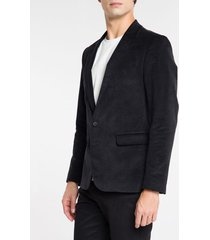 blazer masculino preto - 50