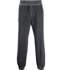 a-cold-wall* elasticated hem jersey trousers - grey