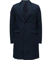 m. ralph coat wollen jas lange jas blauw filippa k