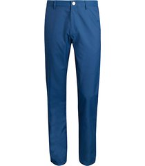 highland slim golf trousers