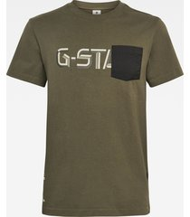 g-star d19271 c336 ripstop t-shirt 723 combat army -