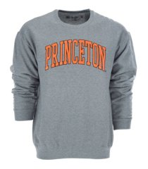 top of the world men's princeton tigers midsize crewneck sweatshirt
