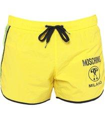 moschino swim trunks