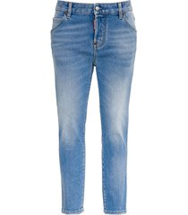 dsquared2 stone washed jeans