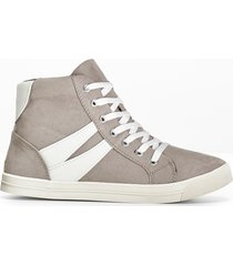 sneaker alta (grigio) - bpc bonprix collection