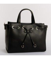 bolso color negro c60752