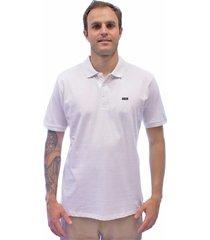 camisa polo blanks co polo1212 txt white