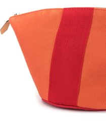 hermès pre-owned 1983 mini trousse palmyre cosmetic pouch -