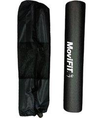 colchoneta negro 173 cm estuche