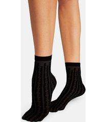 calzini logo pattern socks