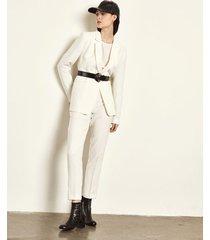 blazer blanco portsaid sastrero harrow