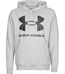 sweater under armour ua rival fleece big logo hd