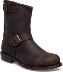 engineer low-39 shoes boots ankle boots ankle boots flat heel brun primeboots