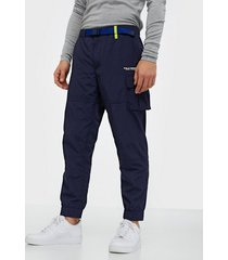 polo ralph lauren athletic pant byxor navy