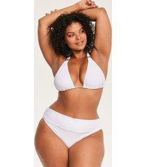 rene soft triangle bikini top