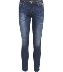 catwoman blu denim raka jeans blå please jeans
