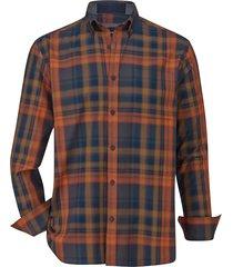 overhemd babista marine::oranje